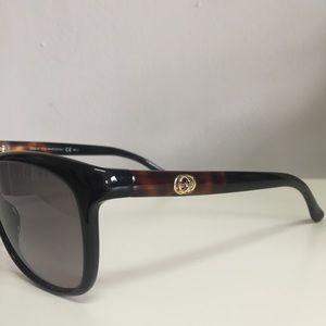 Gucci Accessories - Gucci Sunglasses 3613/S Black Havana